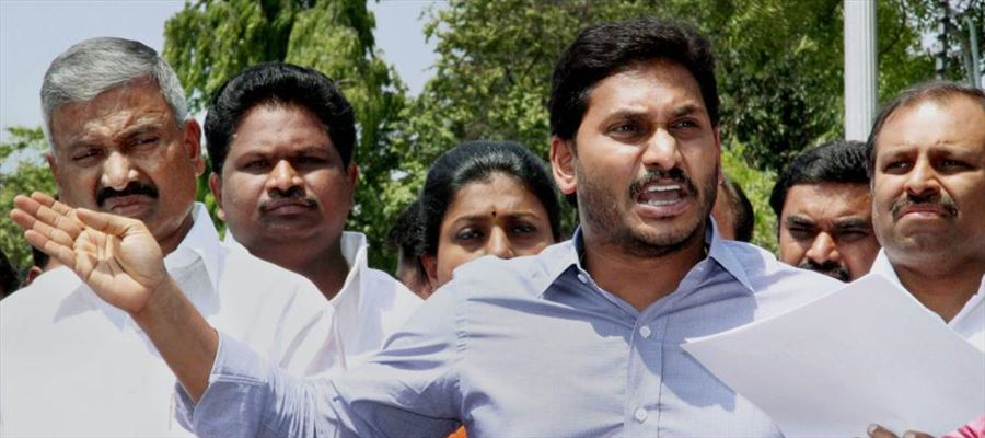 Are there any takers to YS Jagan's allegations?